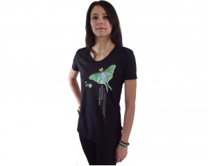 T-shirt femme - Collection papillon
